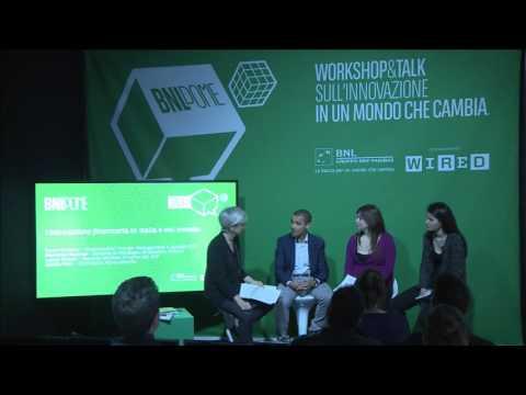 Wired Next Fest 2016 - L'educazione finanziaria in italia e nel mondo