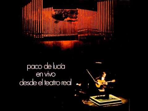 Paco de Lucía en vivo desde el Teatro Real 1975 (COMPLETO)