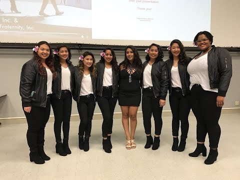Chi Delta Sigma Sorority | Kappa Class Unveiling @ WSU