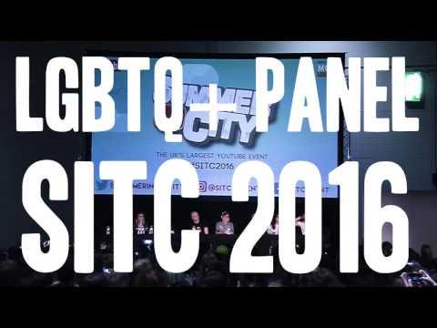 LGBTQ+ Panel | SitC 2016