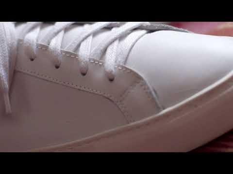 Unknown sneaker brand? White Sneaker Review - Ricardo Preto