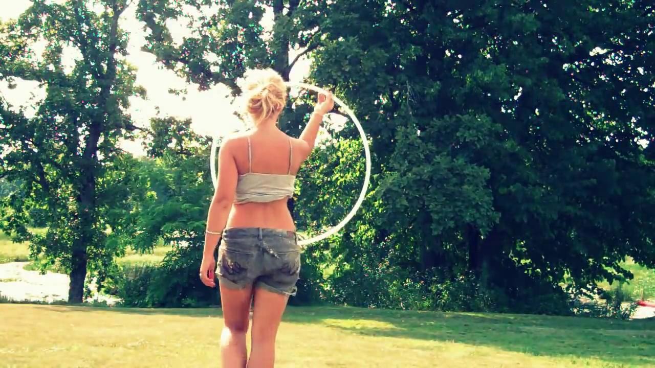 "Download Gabriella J Ricci - Hula Hoop Dance to - ""Crystallize"" Lindsey Stirling"