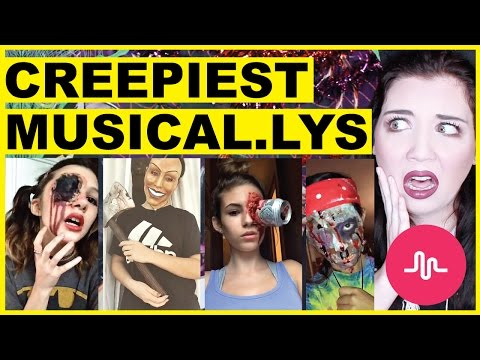 Reacting To The CREEPIEST Musical.lys