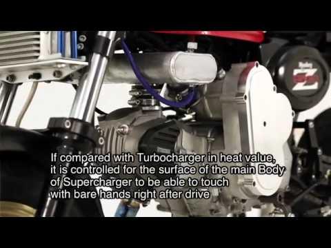 MB Factory - Daytona SuperCharger