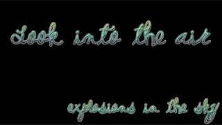 look into the air-explosions in the sky