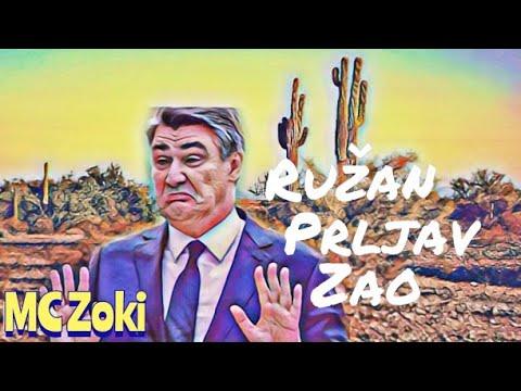 Download Zoki - Ružan, prljav, zao = Plenković, Pupovac, Njonjo