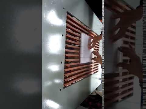 HEPA FILTER HIGH TEMPERATURE CUTTING MACHINE