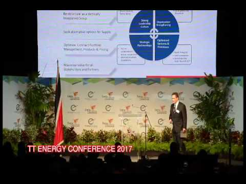 NGC President, Mark Loquan at Energy Conference 2017