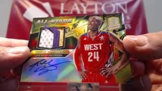 2013-14 Panini Spectra Basketball Case Break #2