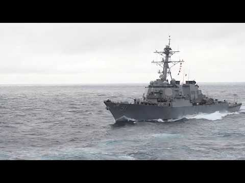 Truman Strike Group Completes COMPTUEX
