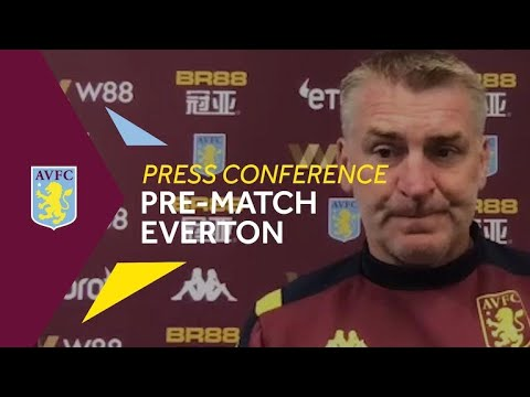 Press Conference | Pre-Match Everton