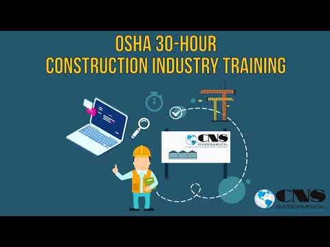 cns-enviro's-osha-30-hour-construction-outreach-online-training
