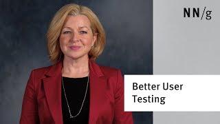 User Testing Facilitation Techniques