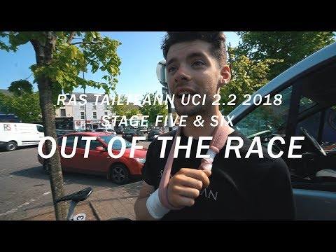 Ras UCI 2.2 - Stage 5 & 6 - BAD NEWS