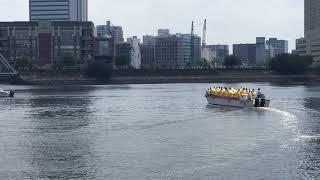 船でピカチュウがお出迎え:日本丸メモリアルパーク(2017年)