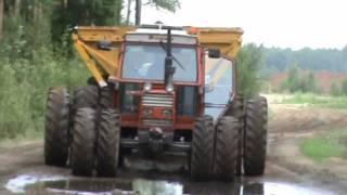 Landtechnik Traktoren Landmaschinen gebraucht online Torf Abbau