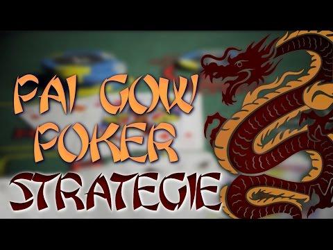 Pai Gow Poker Strategie - einfache Erklärung