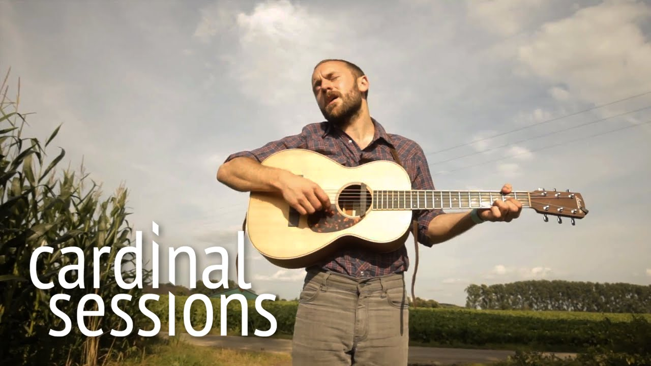 Ian Fisher - Thinkin' About It - CARDINAL SESSIONS (Haldern Pop Special)