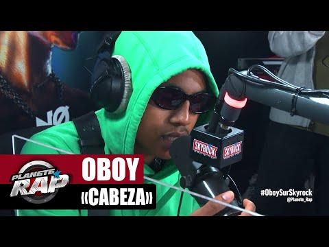 Youtube: Oboy«Cabeza» #PlanèteRap