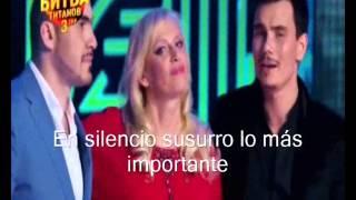 Дмитрий  Колдун - Скажи, не молчи (Wish spanish subtitles)