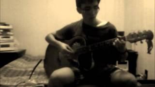 Love Paradise guitar by HuyGao