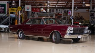 Restoration Blog: 1966 Ford Galaxie, Ultimate Edition - Jay Leno