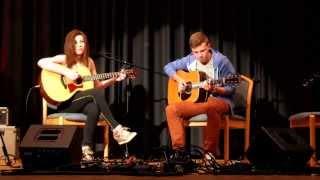 Oct 05, 2013 - Marvin, Gabriella + Adam @Viele Saiten in Blomberg