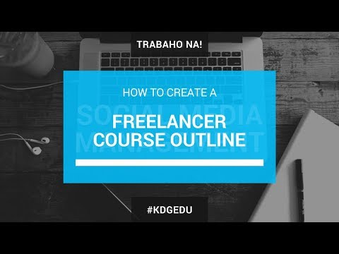 How to Use Onlinejobs.ph to Create a Personalized Freelance Course Outline