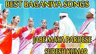 Jabe Maya Pardeshe  By Suresh Kumar/A Superhit Baganiya song/An Evergreen Hit adivashi Song