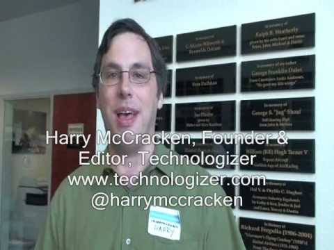 Harry McCracken -Technologizer @Twitterville