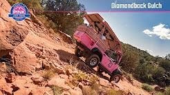 Sedona Jeep Guided Tours - Diamondback Gulch, AZ | Pink Jeep Tours