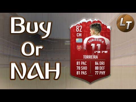 FUTMAS Torreira!  |  Buy or Nah  |  FIFA 19 Player Review Series