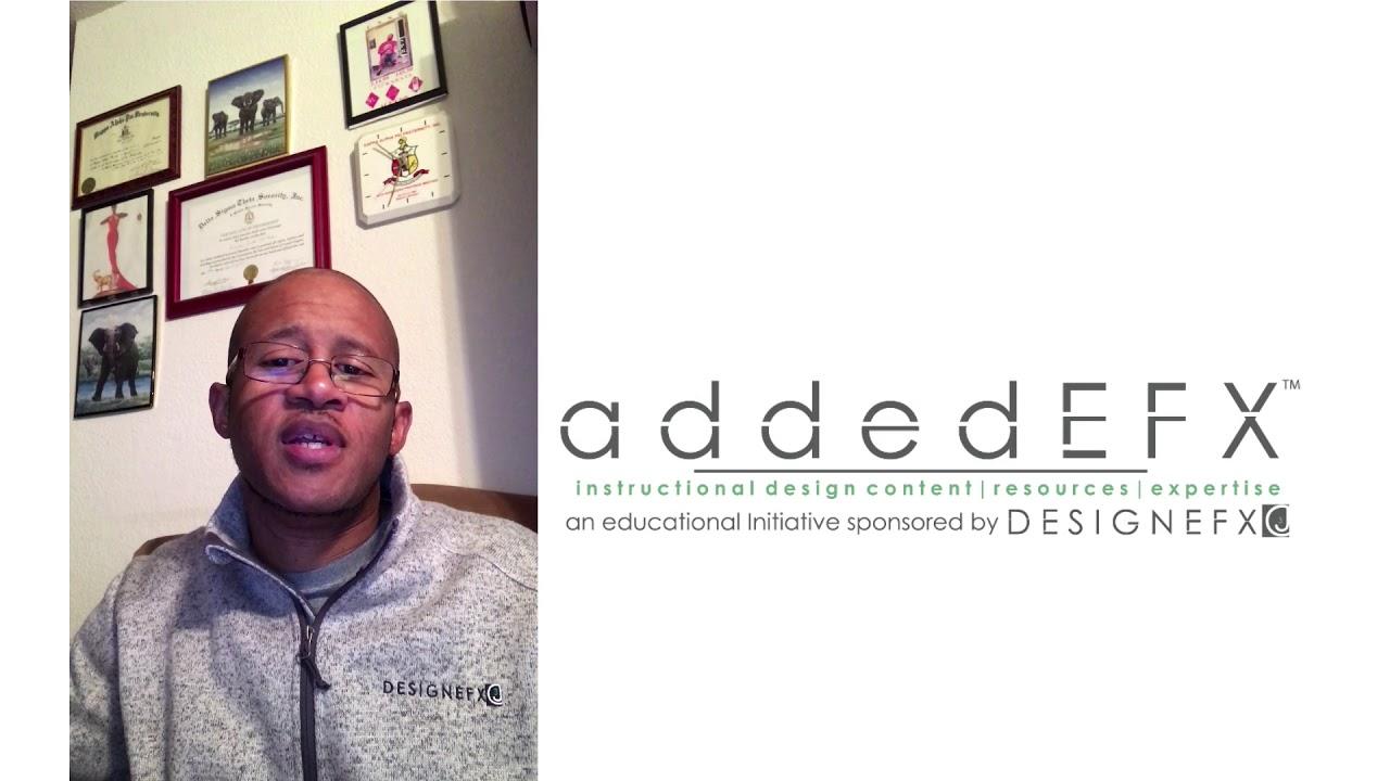 AddedEFX Training Introductions