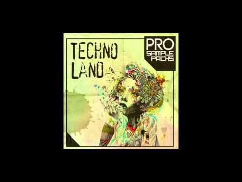 Techno Land - Pro Sample Packs