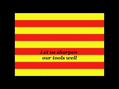 Catalonia National Anthem (english subtitles)