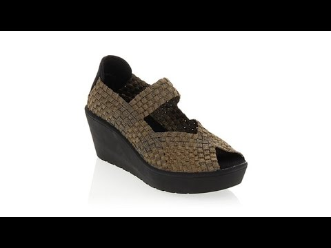 1dfcd258974c6 Steve Madden Brynn Woven Comfort Mary Jane - YouTube