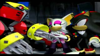 Sonic Heroes - Opening Song (HD)
