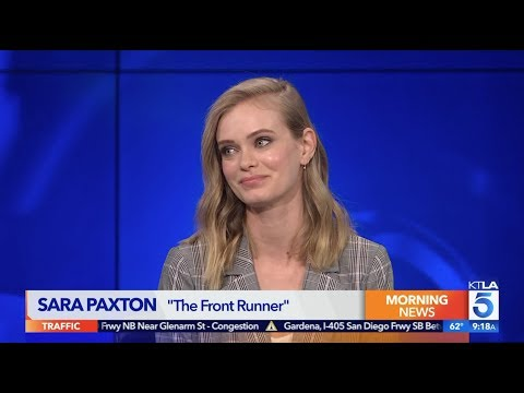 Sara Paxton On The Star Studded Cast In