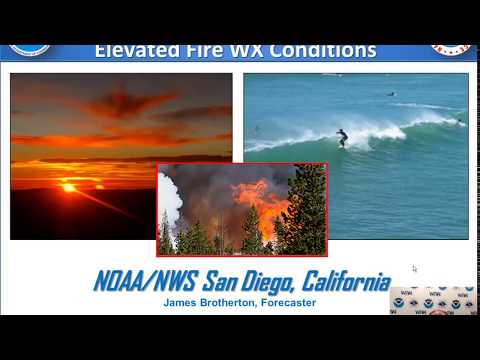 NOAA/NWS San Diego Weather Briefing - Another Heatwave!