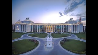 The best hotel in the world Rixos the land of legend