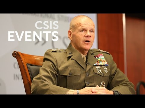 The Future of Expeditionary Warfare with General Robert Neller