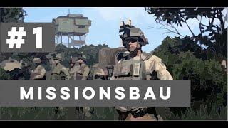 [ArrmA 3] Missionsbau Basics [1v4]