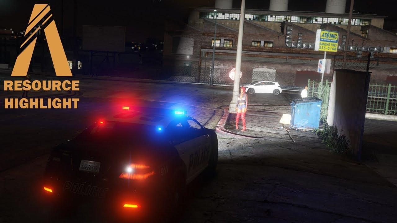 Police Scripts Fivem