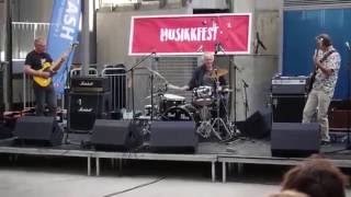 redneck jazz trio musikkfest i tromso august 2016