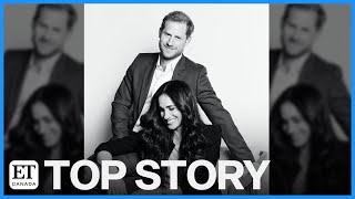 Prince Harry, Meghan Markle Release First Portrait After Stepping Down As Senior Royals