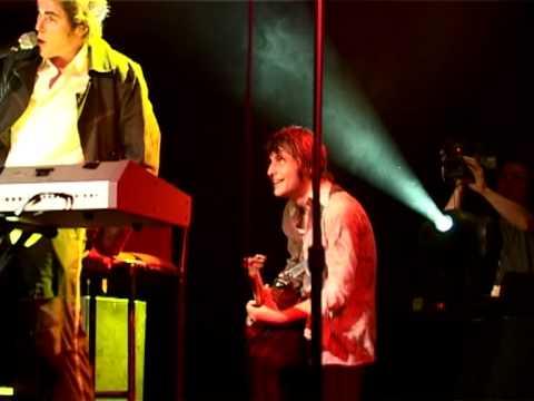 The Whitlams - You Sound Like Louis Burdett [26-27/07/2002 The Metro, Sydney]