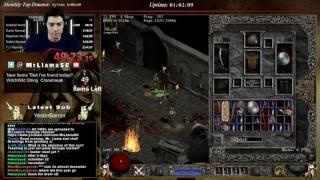 Diablo 2 - Paladin Speedrun Coaching (Pt 2)