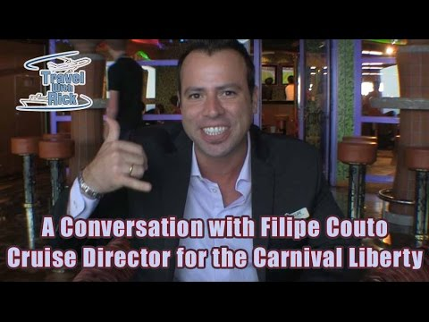 A Conversation with Filipe Couto, Cruise Director for the ...