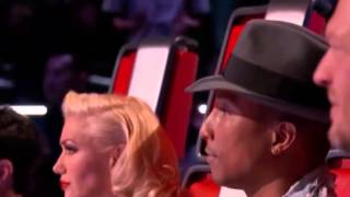 Top 20 All Turn Auditions Performances The Voice USA - The Voice USA 2015