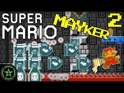 Let's Play - Mario MAYker #2